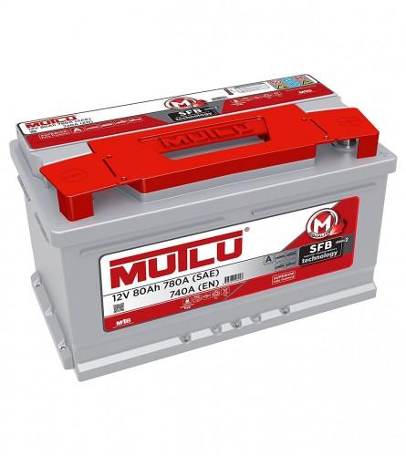 MUTLU Akumulator 12V-80Ah KP LB4.80.074.B