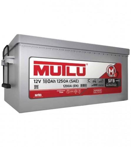 MUTLU Akumulator 12V-180Ah 1D5.180.120.B