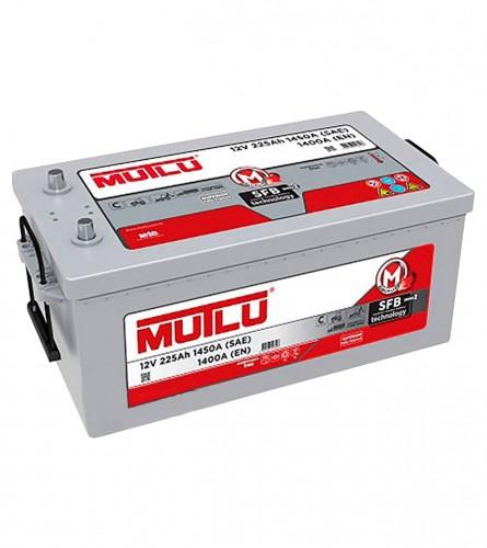 MUTLU Akumulator 12V-225Ah 1D6.225.140.B