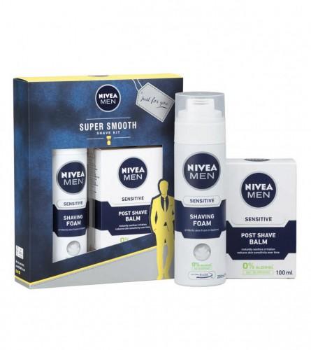NIVEA Set za brijanje SUPER SMOOTH