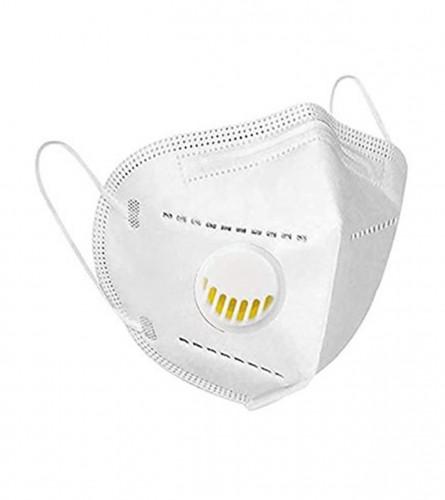 MASTER Maska zaštitna sa filterom KN95 FFP2 155x105mm