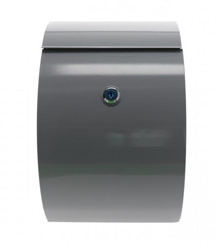 ELEKTRO-AGENT Poštansko sanduče Lux Sivo
