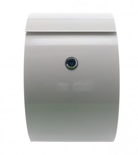 ELEKTRO-AGENT Poštansko sanduče Lux Bijelo