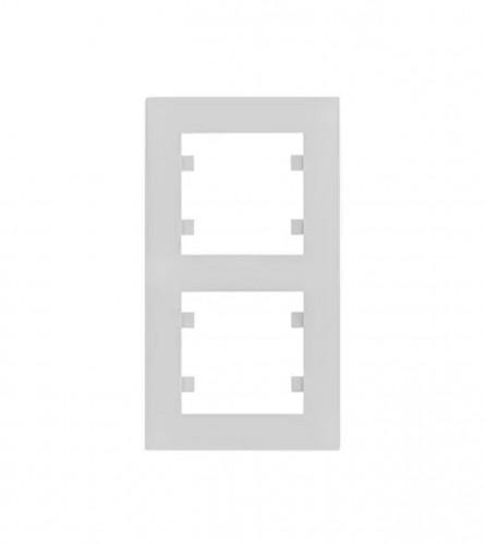 HAGER Okvir dvostruki vertikalni Hager WL5620