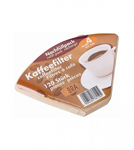 QUICKPACK Filter za kafe aparat vel.4 120/1 781505A