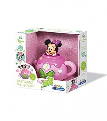 CLEMENTONI Igračka Minnie Mouse u čajniku 35101008