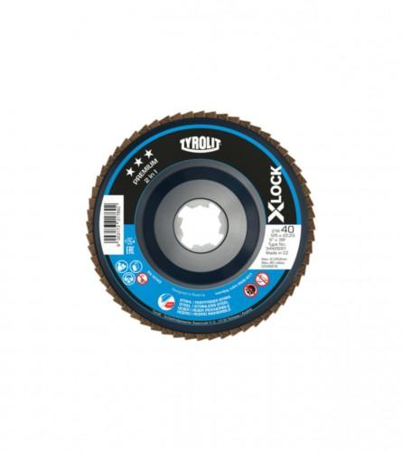 TYROLIT Disk lamelni 125mm GR40 x-lock Tyrolit 34428311