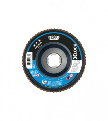 TYROLIT Disk lamelni 125mm GR60 x-lock Tyrolit 34428312