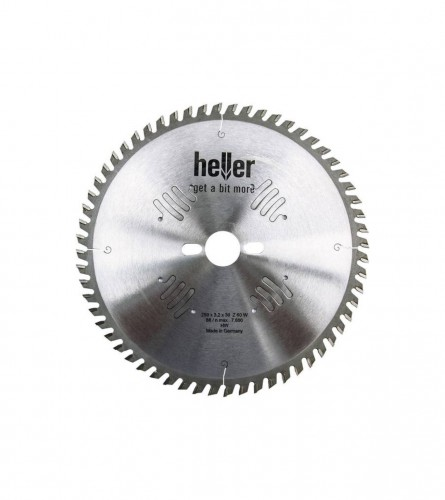 HELLER List kružne pile 160x20mm 36Z 295628