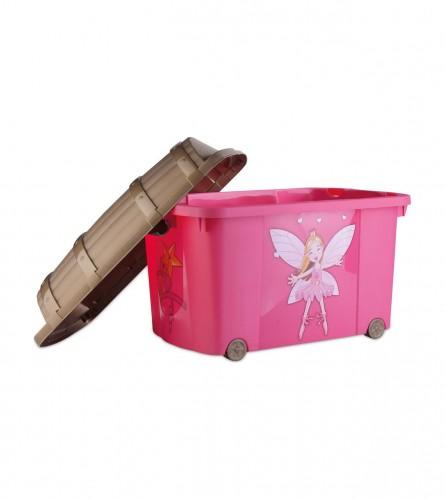 KOOPMAN Kutija za igračke Princess Y54660080