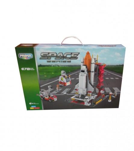 MASTER Igračka kockice za slaganje svemirska posada 678/1