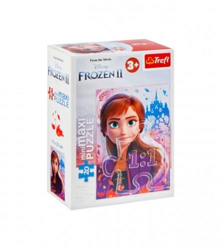 FROZEN Igračka puzzle Frozen II 20/1 307122
