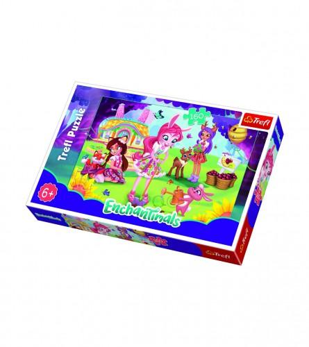MASTER Igračka puzzle Enchantimals 160/1 307361