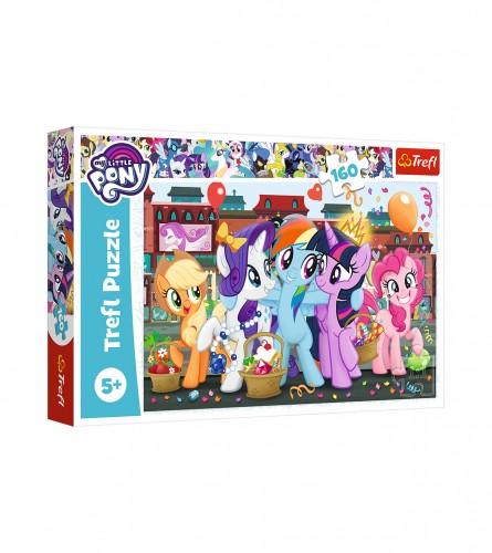 MASTER Igračka puzzle My Little Pony 160/1 307365
