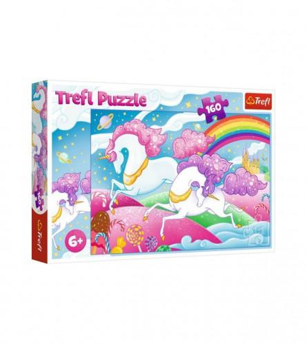 MASTER Igračka puzzle jednorog 160/1 307372