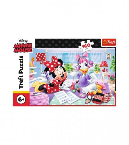 DISNEY Igračka puzzle Minnie i prijatelji 160/1 307373