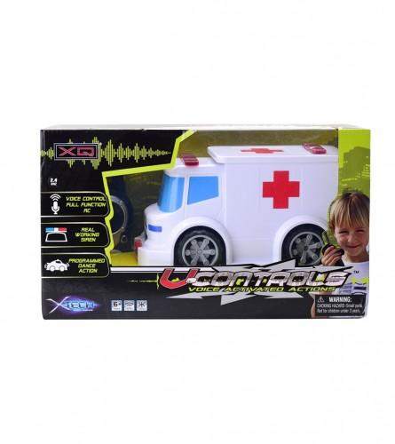 Igračka vozilo hitne pomoći RC70720716