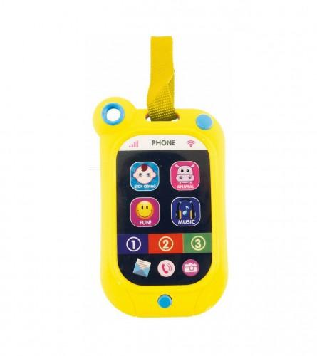 DIV Igračka baby mobitel sa svjetlom i zvukom 175510