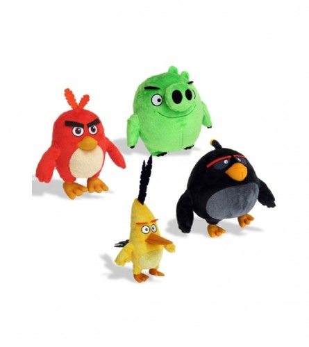 DIV Igračka plišana Angry Birds 176534