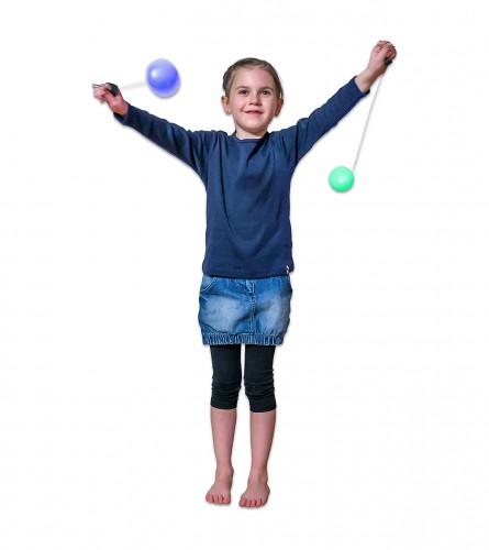 DIV Igračka svijetleće loptice 160957