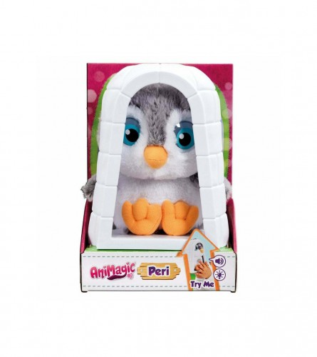 MASTER Igračka plišani pingvin 31360.43