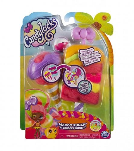Igračka lutkica Candylocks Margo Punch 6056829