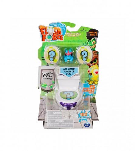 Igračka ljigavac WC školjka sa bakterijama 6037315/14