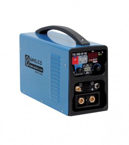 AWELCO Aparat za varenje TIG 200 I HF-DC Pulse 58195