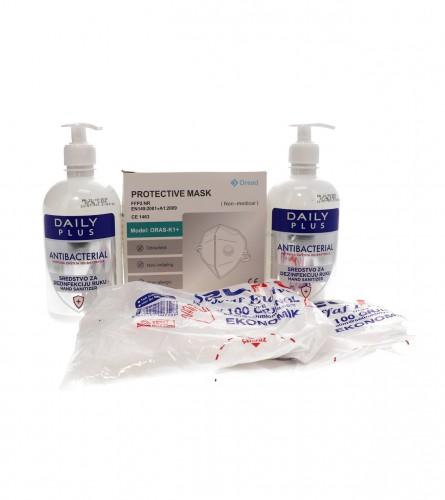 MASTER Paket higijenski 2