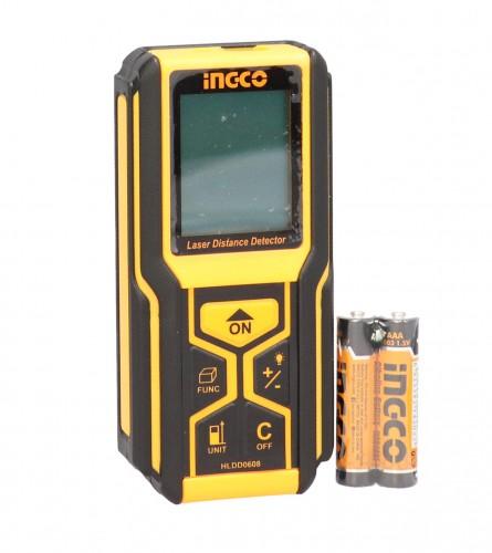 INGCO TOOLS Metar laserski 0.05-60m HLDD0608
