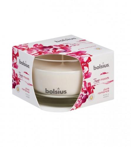BOLSIUS Svijeća u čaši mirisna Bolsius