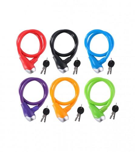 Sajla sigurnosna za biciklo sa ključem 8301409004