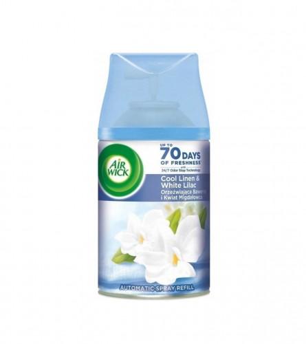AIR WICK Osvježivač prostora Cool linen/White lilac 250ml