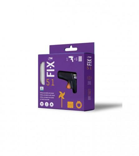 TKK Pištolj za vruće ljepljenje FIX51