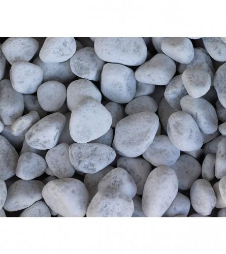 MASTER Kamen oblutak 40-60mm bijeli 43606