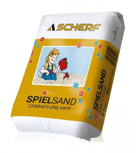 SCHERF Pijesak za igru 0-1mm MIAMI 15kg
