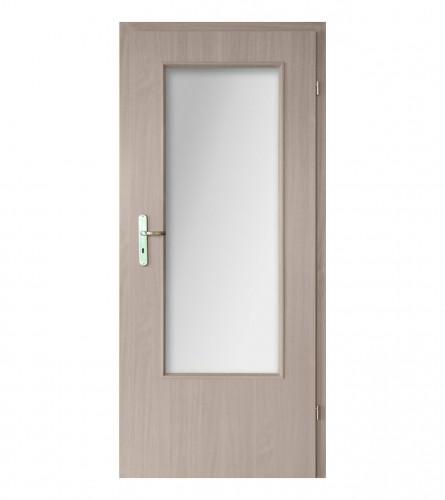 INVADO Vrata sobna 90L/09/90L GRETA B462 sa staklom