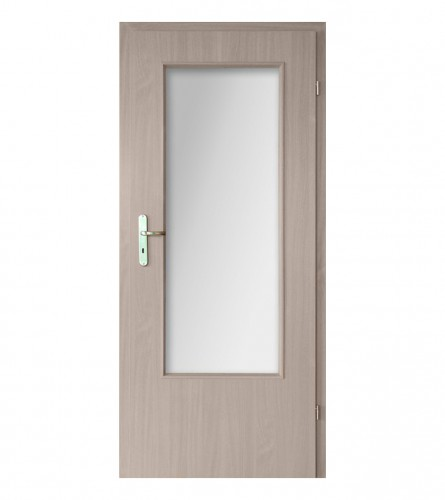 INVADO Vrata sobna 90P/09/90P GRETA B462 sa staklom
