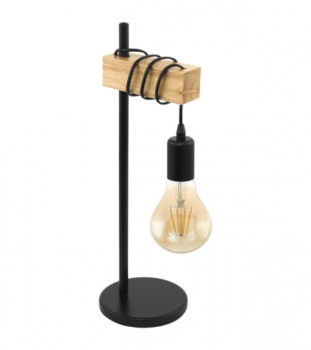 MASTER Lampa stolna retro 40W SA3084/1T-BK