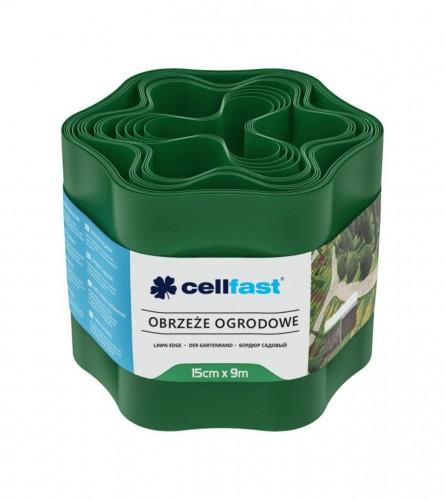CELLFAST Ogradica 15cm 9m zelena 30-022H