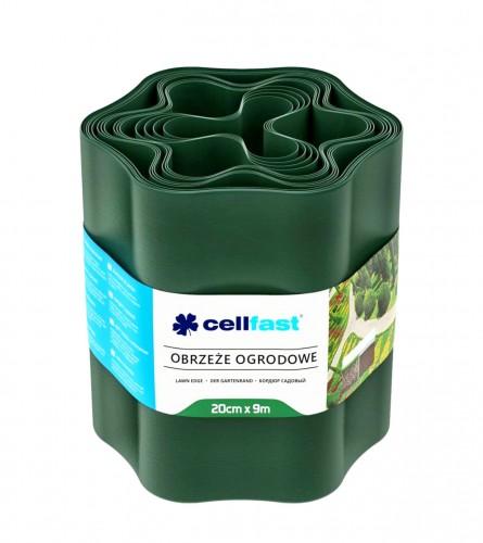CELLFAST Ogradica 20cm 9m zelena 30-023H