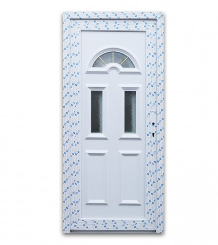 DECCO Vrata ulazna PVC 100x210cm panel desna