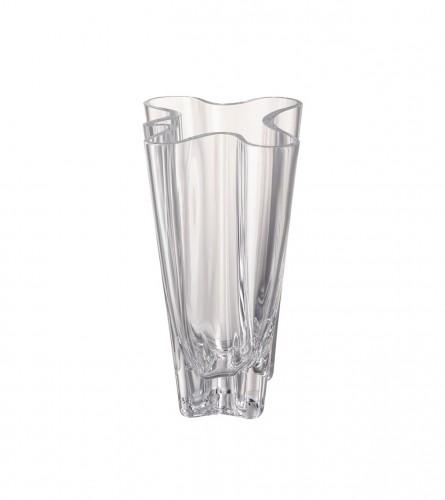 ROSENTHAL Vaza ukrasna 20cm Flux Clear 69160