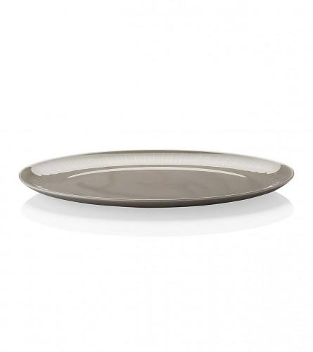 Tanjir za serviranje 38cm Joyn Grey 12738
