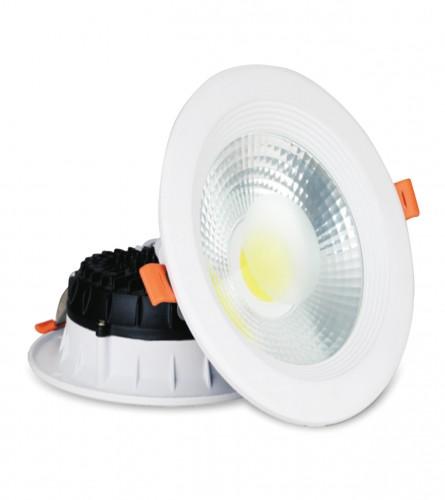 MASTER Lampa LED ugradna 10W 6000K fi.105mm OS-DL001