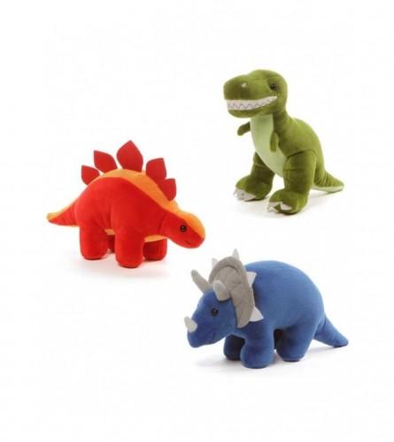 MASTER Igračka plišani dinosaurus 18cm 181237
