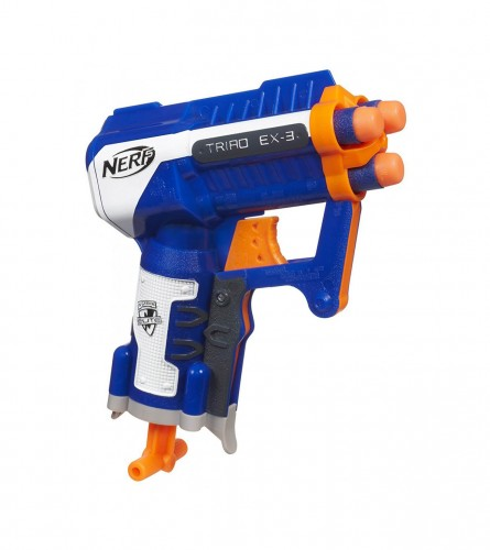 NERF Igračka pištolj sa mecina N Strike Elite X3 64285