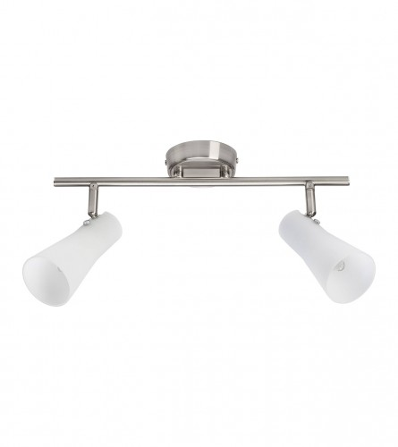 BRILLIANT Lampa spot 2xE12 DE2 65013/77