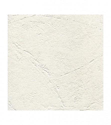 GRANDECO Tapeta žbuka bijela 10,05x0,53m A20815