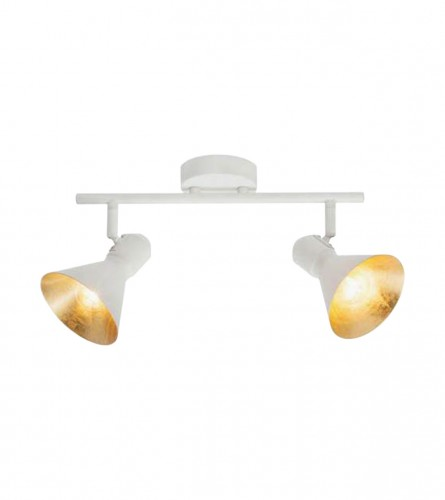 BRILLIANT Lampa spot Aztekas 2xE14 DE2 24913/85